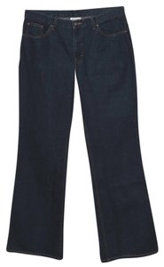 Jeanology Boot Cut Jeans-Dark Rinse