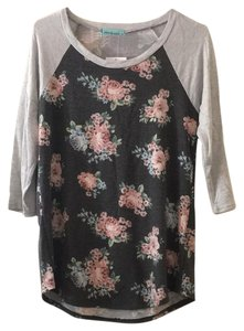 Other T Shirt Gray multi