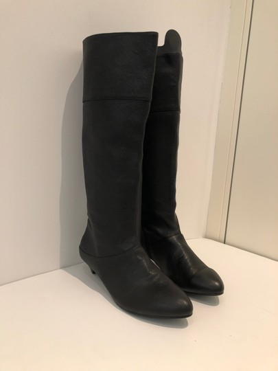 The Pear Tree Black Boots