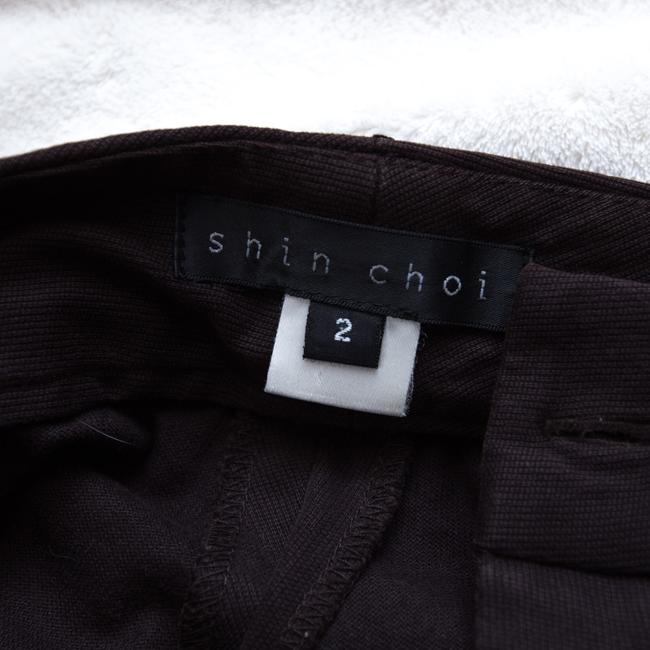Shin Choi Mid-weight 31inseam 2x31 Flare Pants Brown