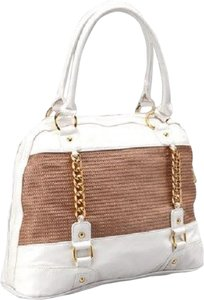 Elise Hope Tote in White