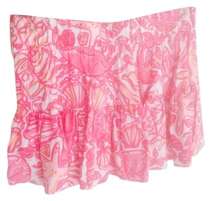 Lilly Pulitzer Skirt Salmon