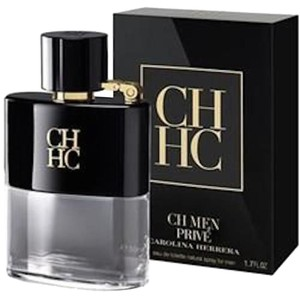 Carolina Herrera CH MEN PRIVE by Carolina Herrera 1.7 Oz, 50 ml, EDT, New, Sealed