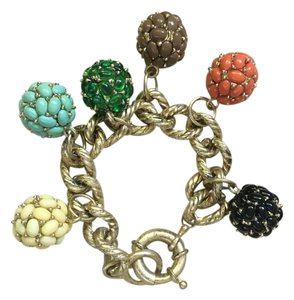J.Crew Flower Ball Chain