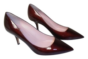 Kate Spade Designer Classic Pump dark red Pumps