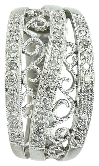 Preload https://img-static.tradesy.com/item/19413167/-art-deco-style-ladies-paved-diamond-ring-0-1-540-540.jpg