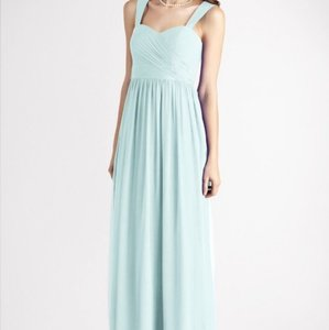 Donna Morgan Beach Glass Chiffon Bailey Destination Bridesmaid/Mob Dress Size 10 (M)