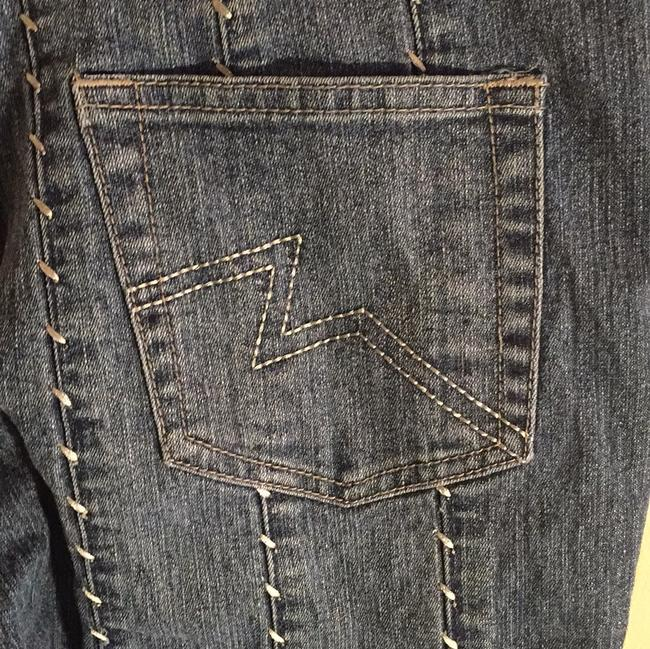 Ujeans Flare Leg Jeans