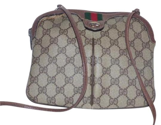 Preload https://img-static.tradesy.com/item/19413640/gucci-vintage-pursedesigner-purses-brown-large-g-logo-print-coated-canvas-and-brown-leather-with-a-r-0-2-540-540.jpg