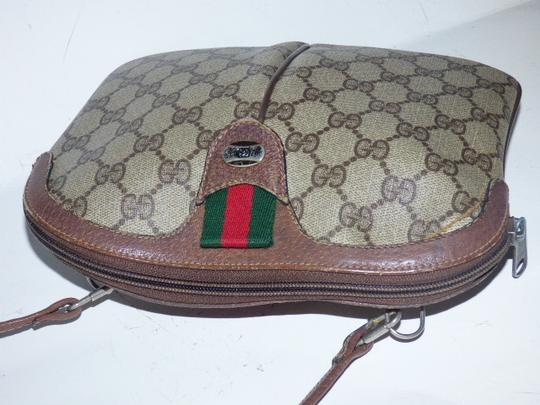 Gucci Shades Of Accessory Col Removable Strap Body/Clutch Excellent Condition Cross Body Bag