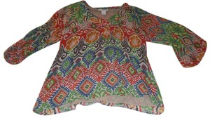 Sundance Top Multicolored
