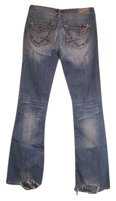 Preload https://img-static.tradesy.com/item/19413793/ariya-jeans-bleached-blue-relaxed-fit-jeans-size-27-4-s-0-1-650-650.jpg