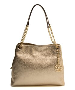 Michael Kors Hardware Chain Strap Shoulder Bag