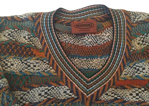 Missoni Mens Size Large Sweater