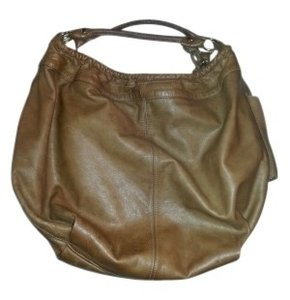 Gianni Notaro Famous Leather Tote in brown