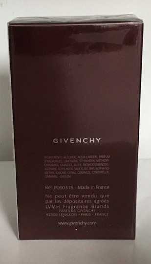 Givenchy Givenchy POUR HOMME, 1.7 Oz, 50 ml, EDT, New, Sealed