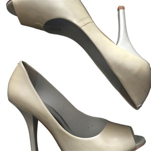 Gianni Bini Ivory Pumps