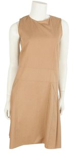 Marni short dress Tan on Tradesy
