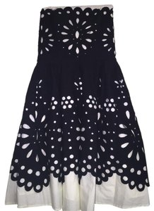 Betsey Johnson Tea Length Dress