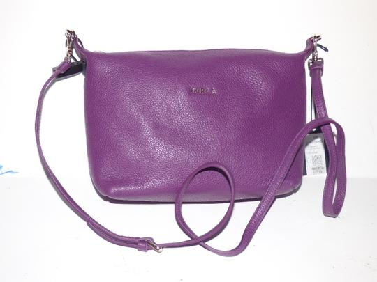Furla Petite But Roomy Two-way Style Shoulder/Cross New With Sak's Great Everyday Cross Body Bag