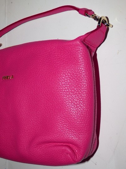 Furla Petite But Roomy Two-way Style Shoulder/Cross New With Sak's Great Pop Of Color Cross Body Bag