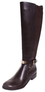 Michael Kors Riding Brown Boots
