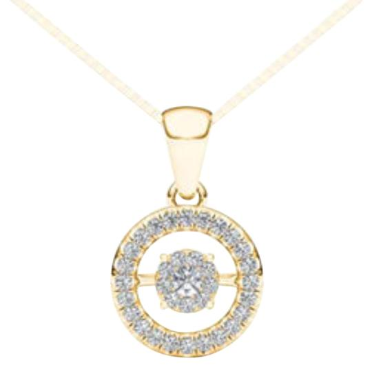 Preload https://img-static.tradesy.com/item/19414381/10kt-yellow-gold-015-ct-diamond-in-motion-pendant-necklace-0-1-540-540.jpg