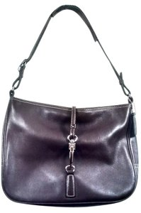 Coach Leather H2k-7751 Shoulder Bag