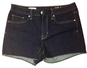 Gap Cut Off Shorts Dark blue denim