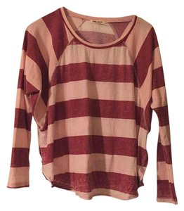 Billabong Striped Raglan Soft Sweater