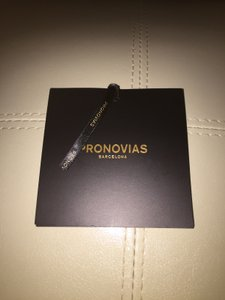Pronovias Bronze Long Dress