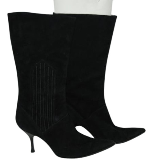 Preload https://img-static.tradesy.com/item/19414618/sergio-rossi-black-120916-suede-pointy-toe-pull-on-bootsbooties-size-us-10-regular-m-b-0-1-540-540.jpg
