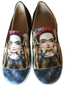 Frida Kahlo shoes Frida Kahlo shoes Flats