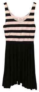 Umgee short dress Striped Sleeveless on Tradesy