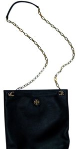 Tory Burch Leather New Steal Of A Deal Cross Body Bag