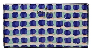 Kate Spade Wallet Nwt Adventure / Blue Clutch