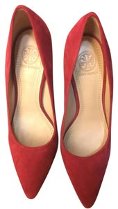 Tory Burch red Pumps