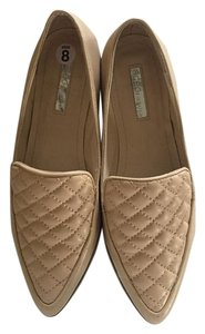 BCBGeneration Loafers Bcbg Leather Warm Sand Mules