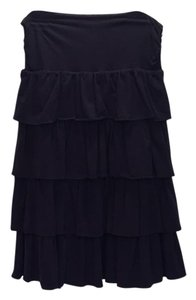 J.Crew short dress Navy Blue on Tradesy
