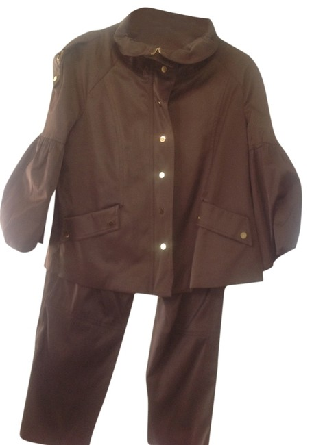 Cache capri pant set with jacket