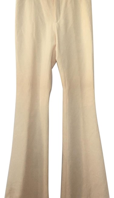 Preload https://img-static.tradesy.com/item/19415613/gucci-cream-flared-pants-size-2-xs-26-0-1-650-650.jpg