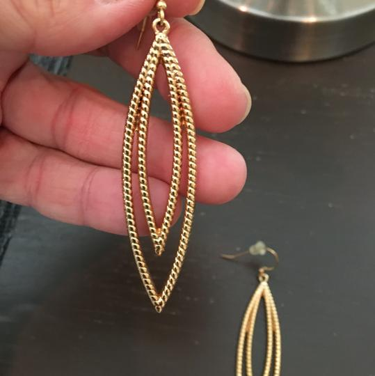 Other Gold Dangle Earrings