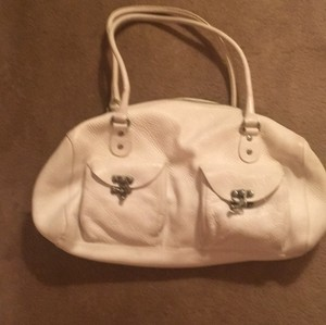 Cynthia Rowley Satchel in White