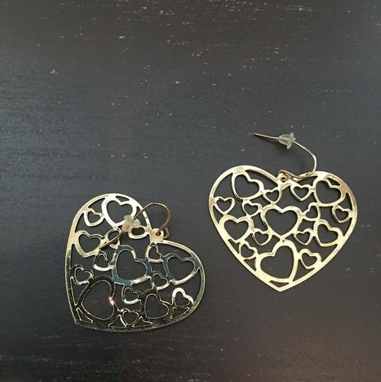 Other Gold Heart Earrings