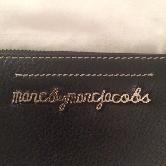 Marc by Marc Jacobs Marc by Marc Jacobs Softy Zip Around Wallet Black