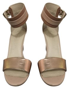 Seychelles Nude Wedges