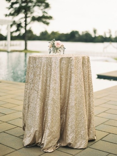 Preload https://img-static.tradesy.com/item/19416201/ivorychampagne-1-108-round-sequin-event-banquet-tablecloth-0-0-540-540.jpg