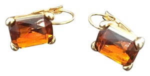Other Gold Topaz Earrings