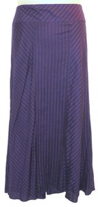 Talbots Skirt Purple