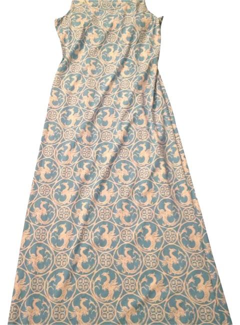 Item - Blue Long Casual Maxi Dress Size 8 (M)
